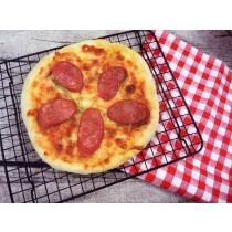【冷凍】聯名披薩-馬祖紅糟肉香腸披薩
