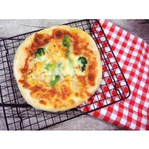 【冷凍】聯名披薩-焗烤雙色西蘭花披薩